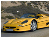 Ferrari F50 Roadster Convertible