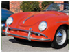 Porsche 356 Speedstar Red