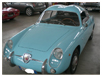 Fiat Abarth 750 Zagato 'double bubble'